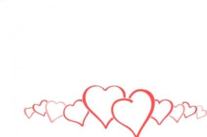 Hearts Clip Art Free & Hearts Clip Art Clip Art Images.