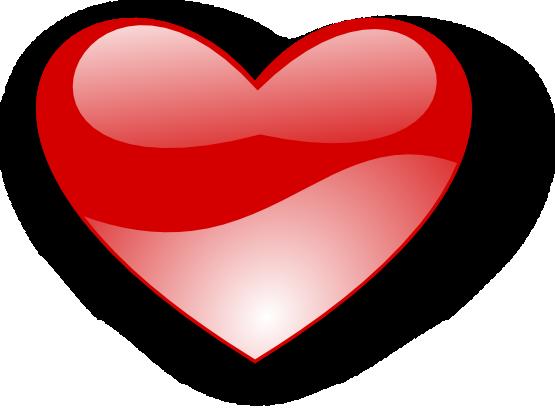 Animated Heart Clipart.