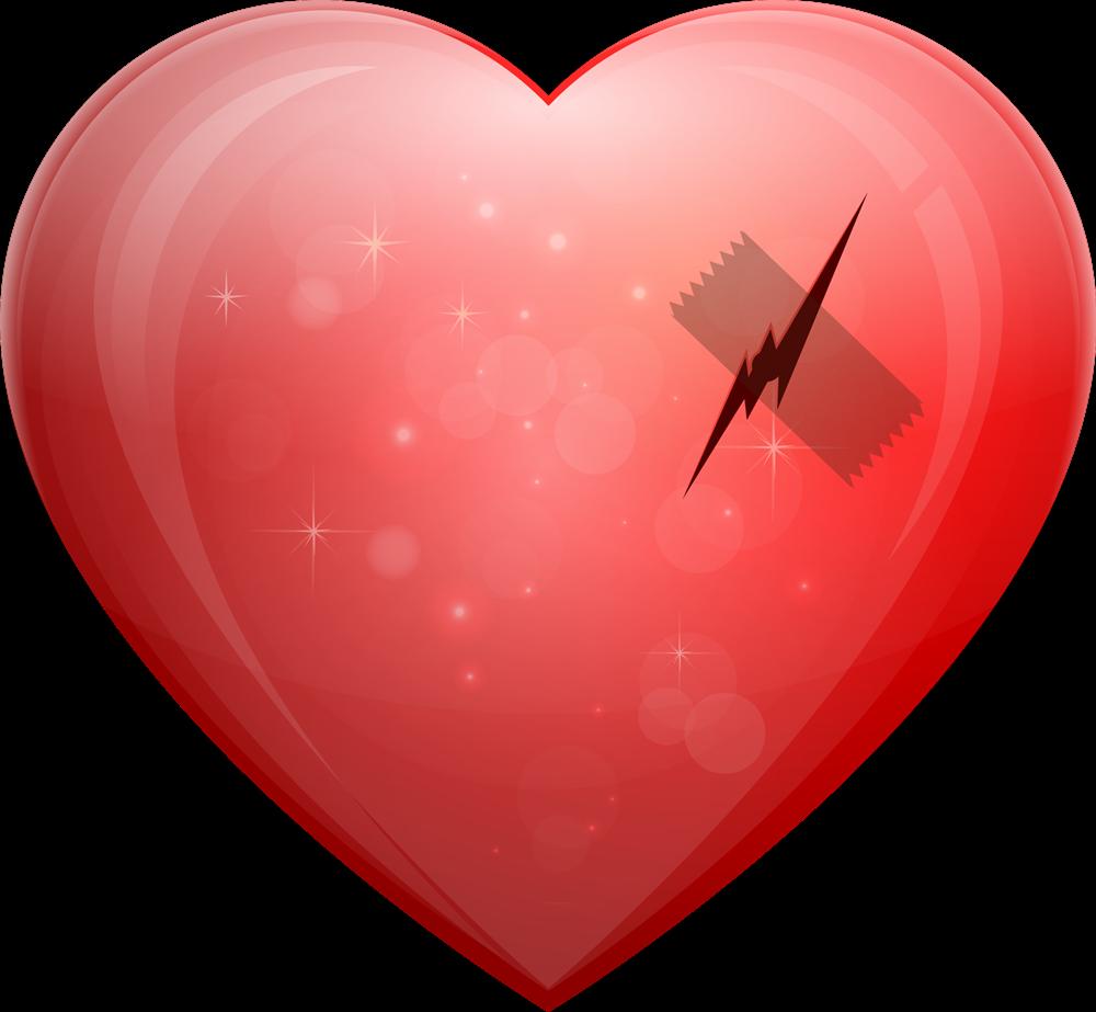 Free to Use & Public Domain Hearts Clip Art.