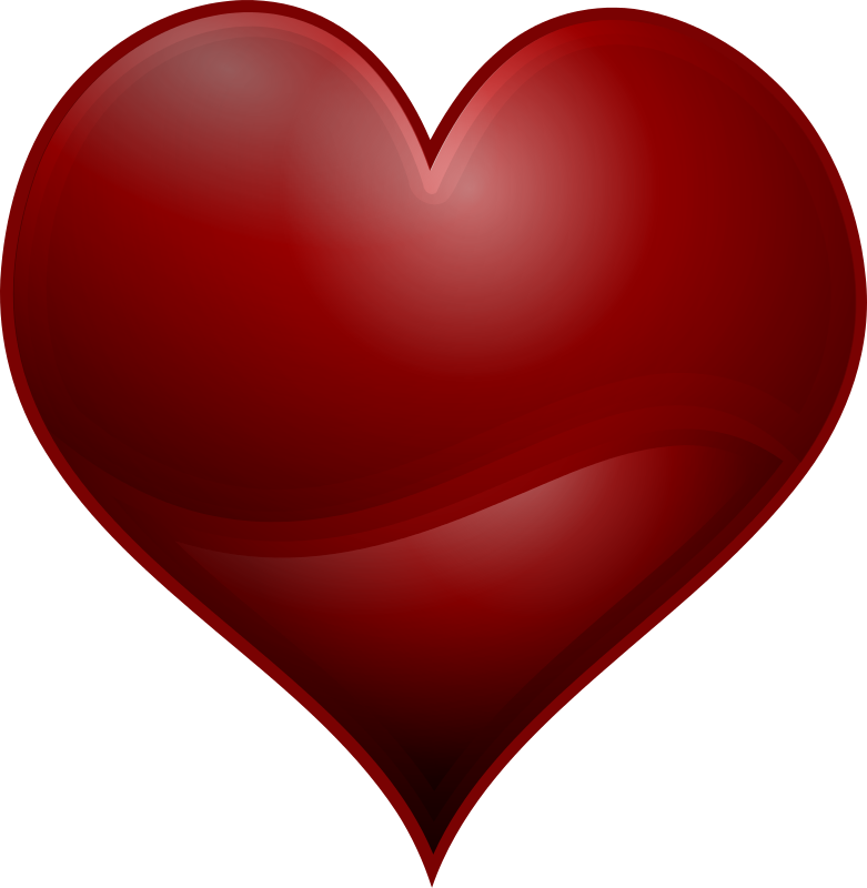 Free Images Of Hearts.