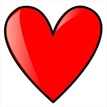 Free Hearts Clipart.