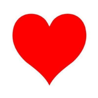 Heart clipart transparent background #14.