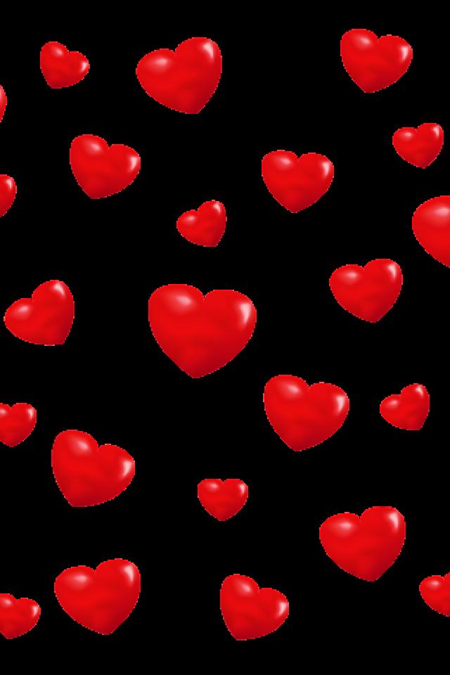 Heart No Background.