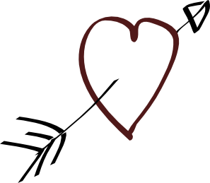 Free Clip art of Heart Clipart Transparent Background #840 Best.