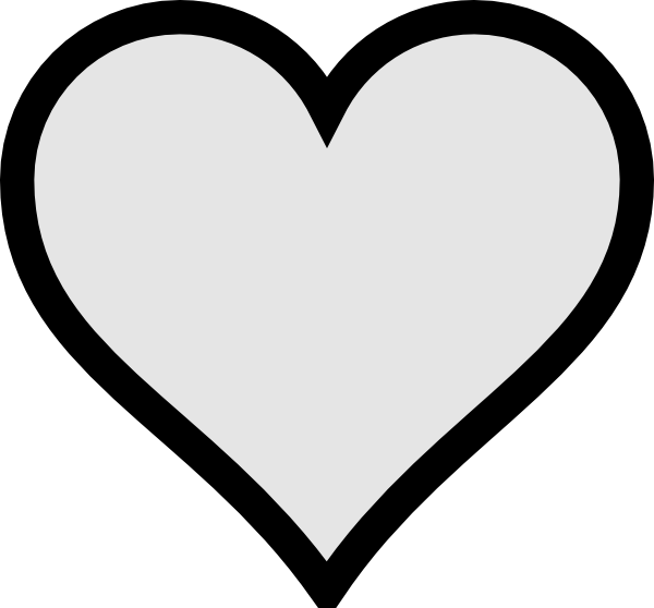 Vector and Small Heart Clipart Transparent Background 2295.