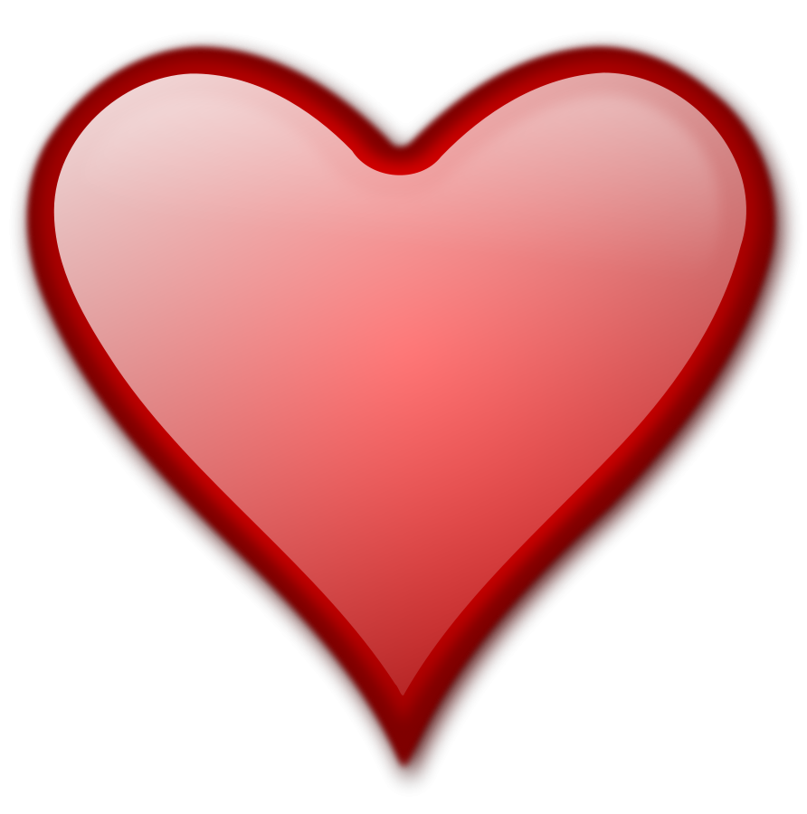 Heart Clipart Vector.