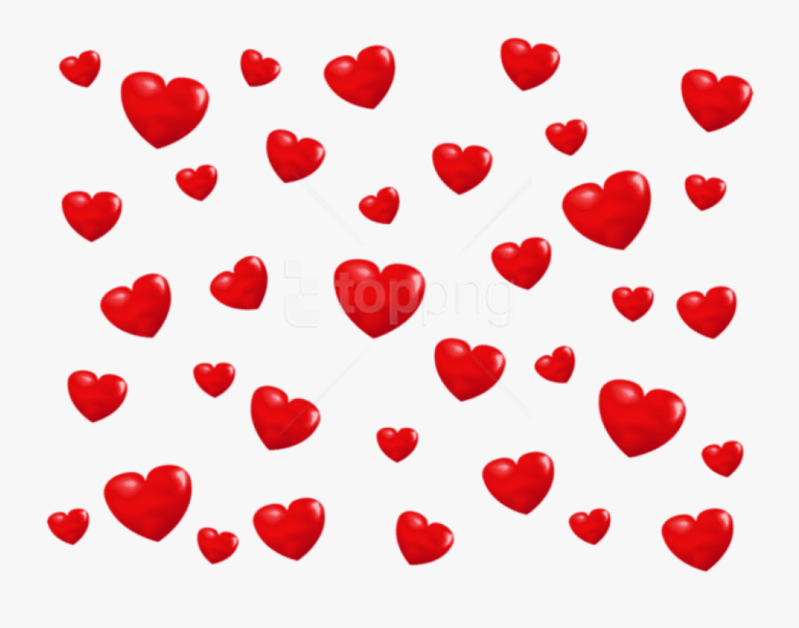 Valentines Hearts Png.