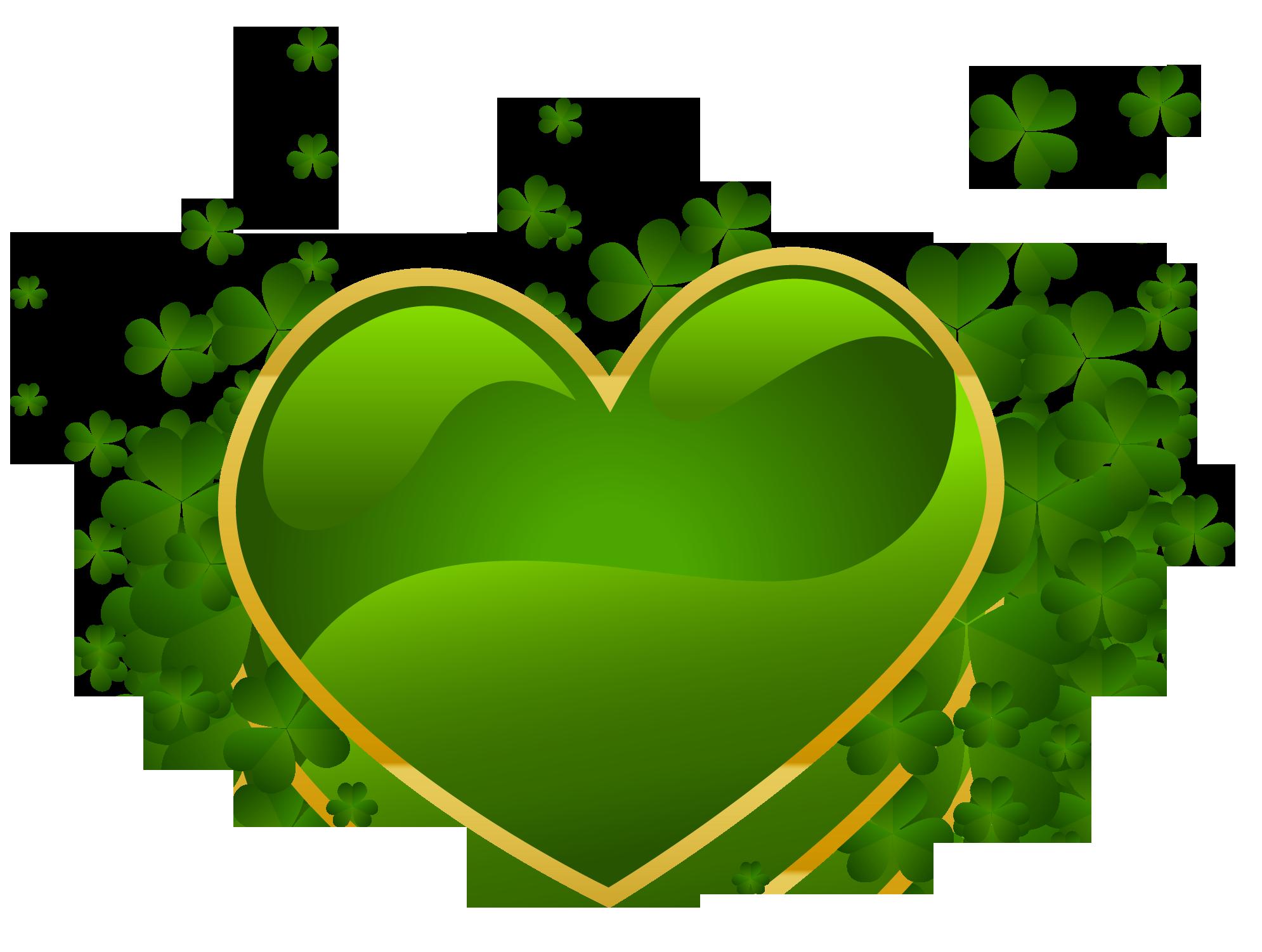 Free Shamrock Hearts Cliparts, Download Free Clip Art, Free.