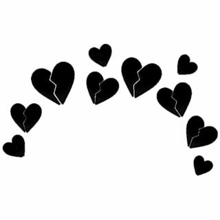 Emoji Hearts PNG Images.