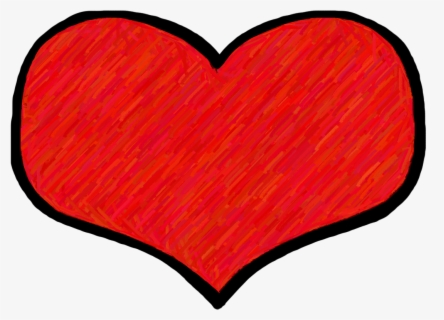 Free Red Hearts Clip Art with No Background , Page 4.