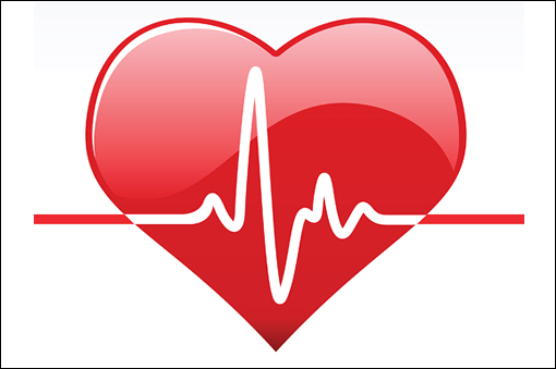 Heart Disease Prevention Clip Art.