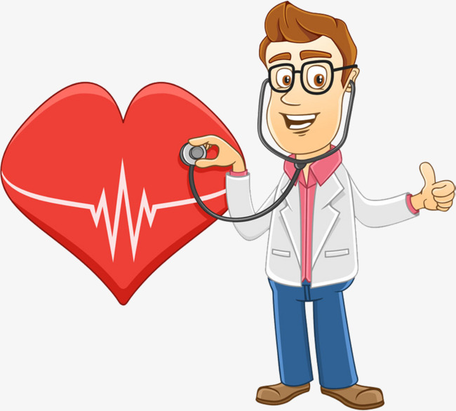 Heart Doctor Clipart.