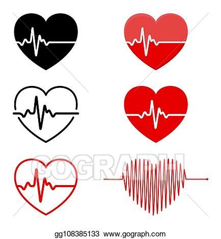 heart ekg clipart 10 free Cliparts   Download images on ...