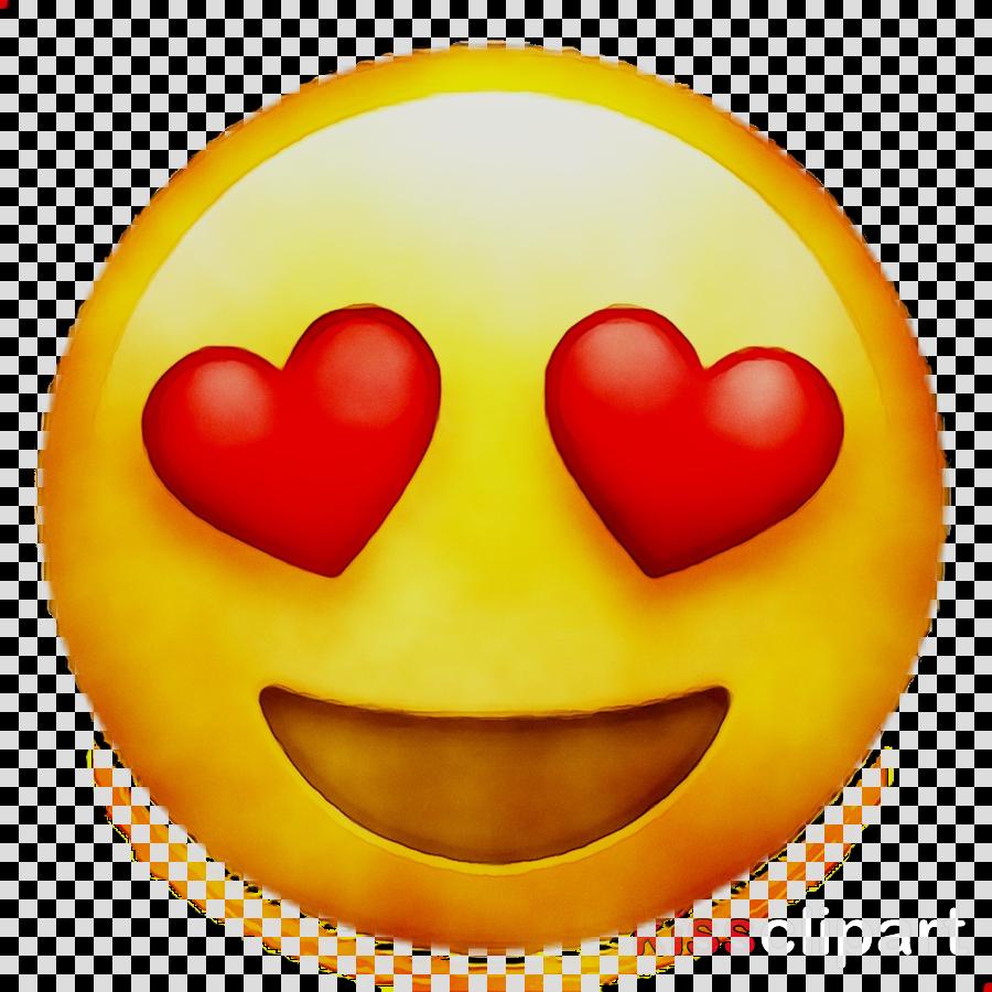 Love Iphone Emoji clipart.