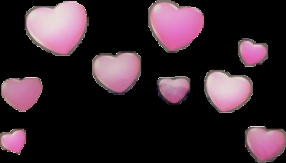 Pink cat Snapchat.