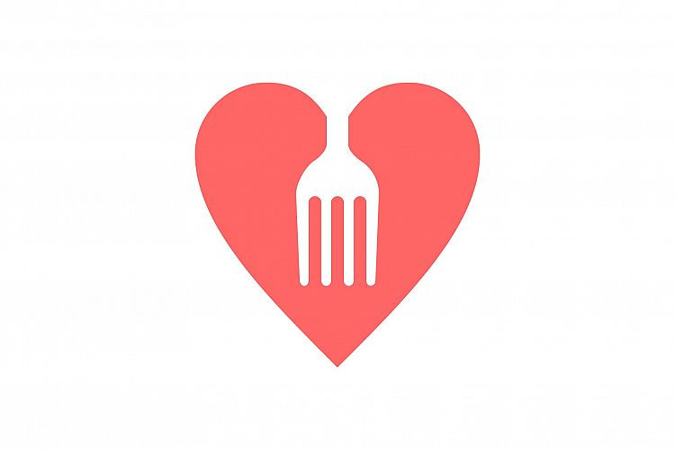 Love Food Logo.
