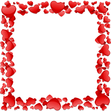 Heart Frame Png, Vector, PSD, and Clipart With Transparent.