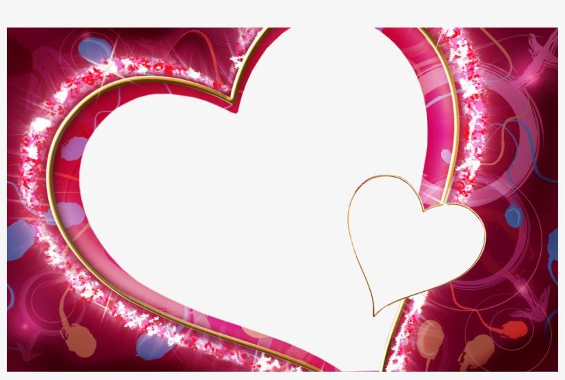Love Heart Frames PNG & Download Transparent Love Heart Frames PNG.