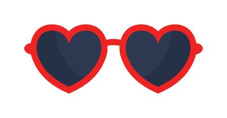Heart glasses clipart 1 » Clipart Station.
