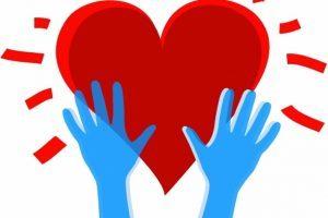 Heart hands clipart 2 » Clipart Portal.
