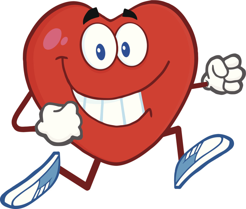 Happy head, happy heart: positive emotions may promote heart.