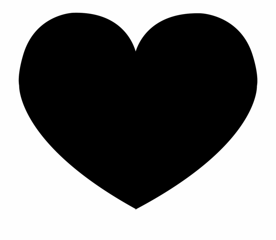 Love Heart Icon Symbol Png Image.
