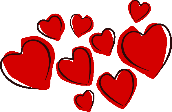 47232 Heart free clipart.