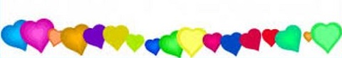 Free Heart Lines Clipart.