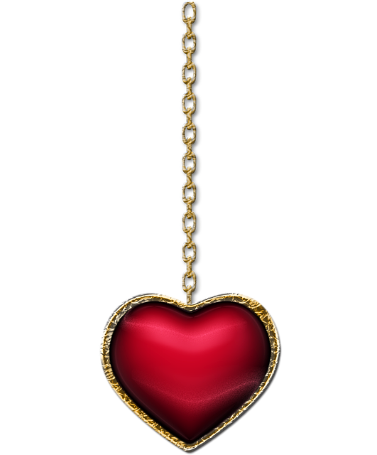 Download Free png Heart Locket PNG Picture.