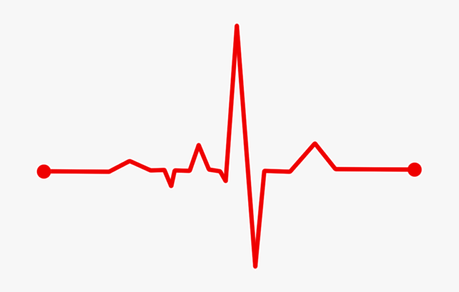 Heart Wave Png.