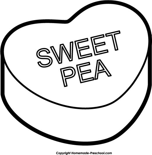 Free Valentine Heart Clipart.