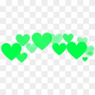 Green Heart Png.