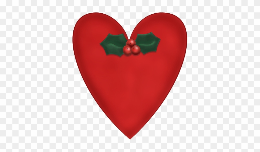 Christmas Heart Clipart Free Download Clip Art.