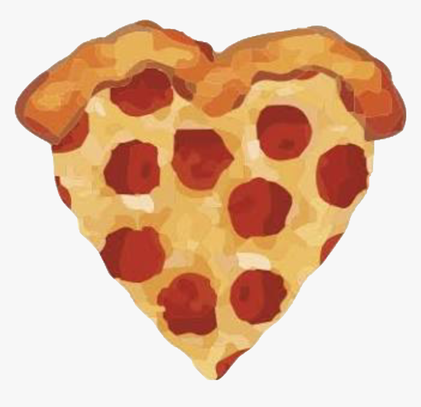 Transparent Slice Of Pizza Clipart.