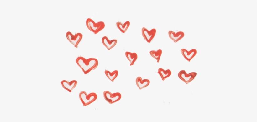 Hearts Png Tumblr Transparent PNG Image.