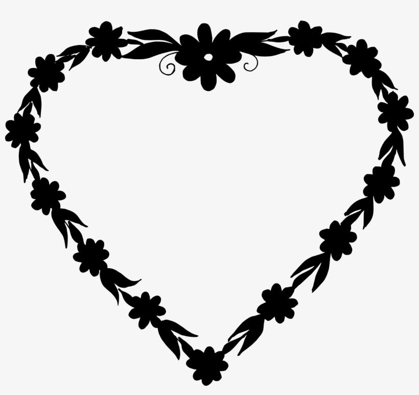 10 Heart Frame Vector.