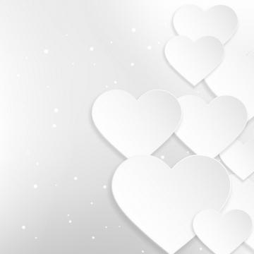 White Heart Png, Vector, PSD, and Clipart With Transparent.