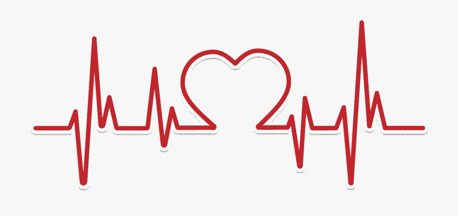Heart Rate Clip Art Image.
