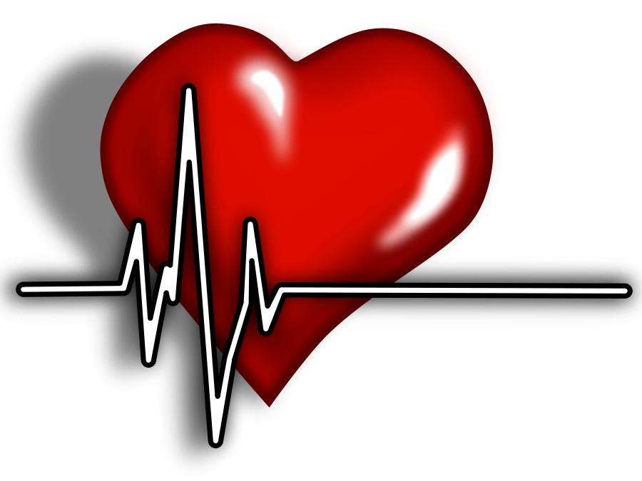 Heart Rate Clip Art N6 free image.