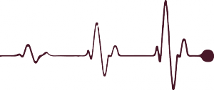 Heart Rate Line Clipart.