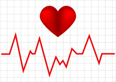 Heart rate clip art.