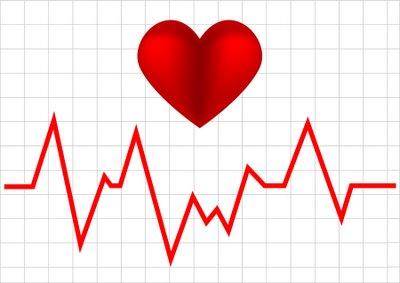 Heart rate clip art.