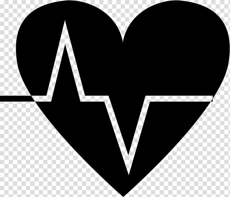 Electrocardiography Heart rate Computer Icons Pulse, heart.