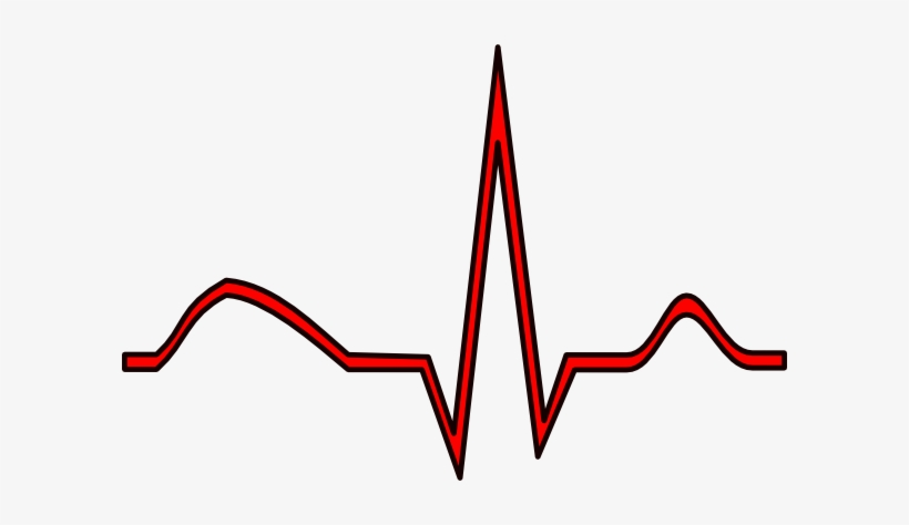 Free Download Heart Rate Monitor Pulse Clip Art.