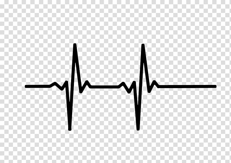 Heart pulse , Heart rate monitor Pulse Heart rate variability, wave.