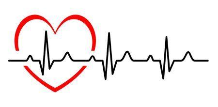 Heart rhythm clipart » Clipart Portal.