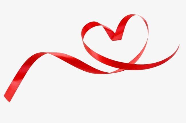 Heart Ribbon PNG, Clipart, Heart, Heart Clipart, Heart Clipart.
