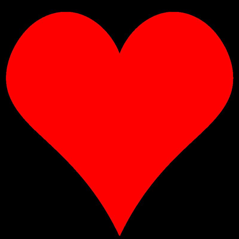 Heart Clipart Shape.