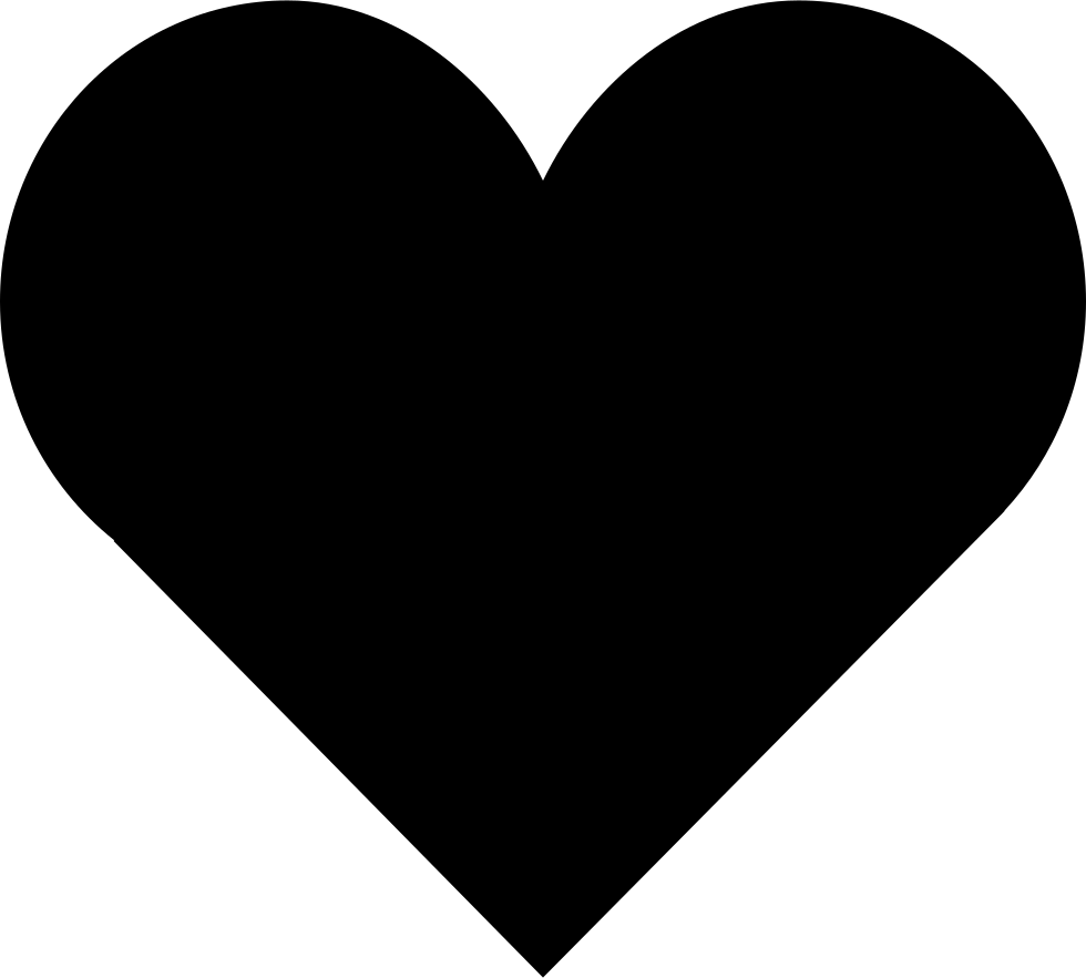 Loving Heart Shape Svg Png Icon Free Download (#35583.