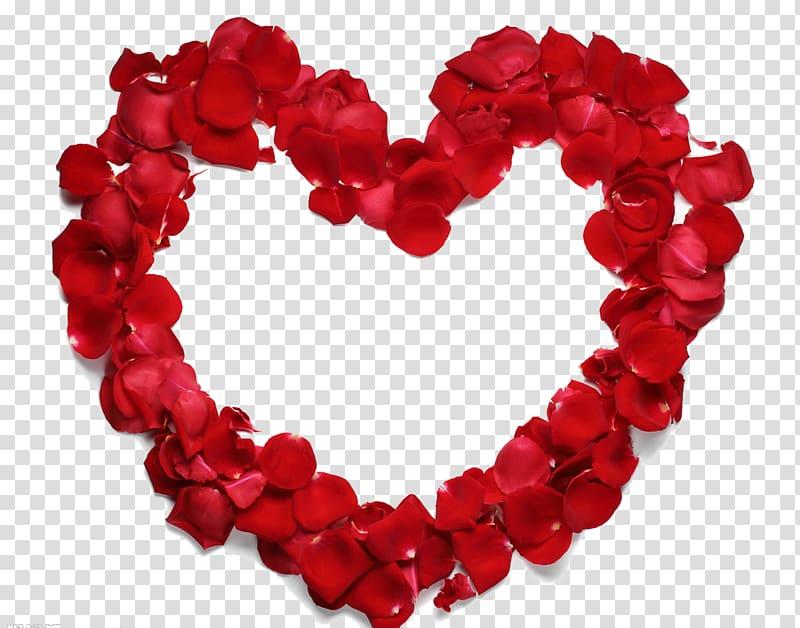 Rose heart.